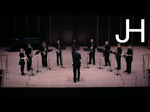 "Modest Mussorgsky: ""The Great Gate of Kiev"" for Saxophone Ensemble  