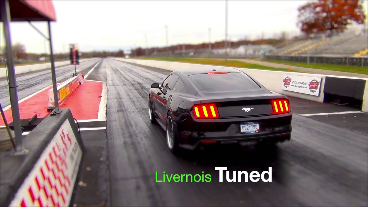 Mustang Ecoboost Premium >> 2015 Mustang EcoBoost Tuned!! - YouTube