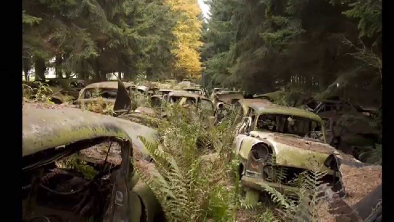 10 Fascinating Vehicle Graveyards From Around The World - Listverse