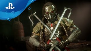 Mortal Kombat 11 - Kabal Gameplay Trailer deutsch [PS4]