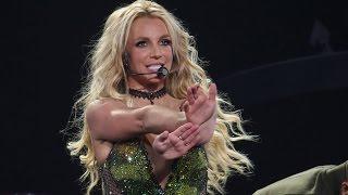 Britney Spears - POM 2.0 Live: Work Bitch, Womanizer, Break The Ice & POM (Las Vegas 2016)