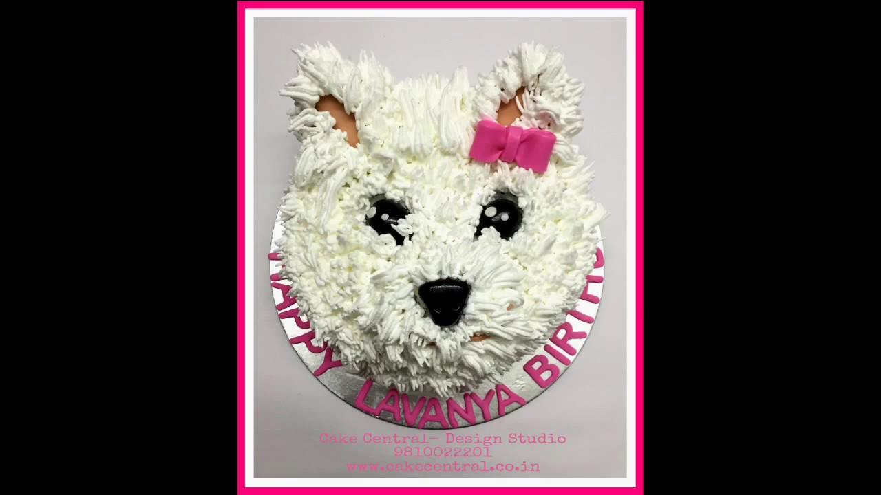 Dog Lovers Pet Lovers Cake Delhi Designer Cakes In Delhi