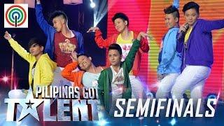 Pilipinas Got Talent Season 5 Live Semifinals: LezBoys - Lesbian Group