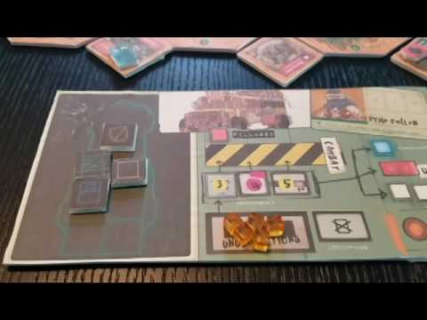 Wasteland Express Delivery Service - Prototype Gameplay Overview