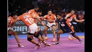 Pro Kabaddi 2018 Highlights | Puneri Paltan vs Bengal Warriors | Hindi