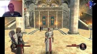 The First Templar Gameplay (PC) (HUN)