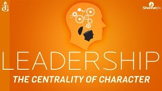 Pastor Gregory Toussaint I Leadership: The Centrality of Character I Tabernacle of Glory