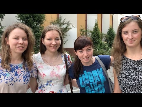 II Kongres Młodzieży Polonijnej - pozdrowienia z Białorusi i Ukrainy