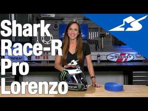 Shark Race-R Pro Jorge Lorenzo Replica Helmet | Motorcycle Superstore