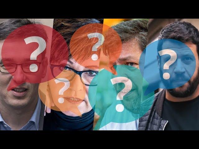 Kevesen ismerik fel a főpolgármester-jelölteket | Jövő TV