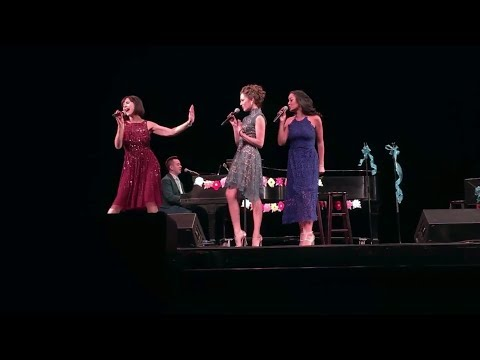 I Won't Say I'm In Love | Susan Egan, Laura Osnes, Courtney Reed - Broadway Princess Party 12/16/17