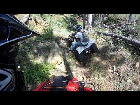 ATV Trip - Buffalo, South Dakota - Day 2