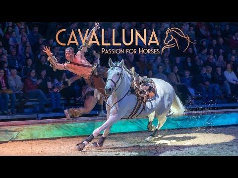 Cavalluna in Göttingen - Magische Welt der Pferde