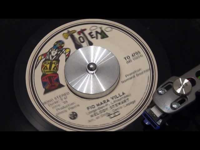 MELODY STEWART - Fio Mara Villa - 1974 - TC TOTEM stuart mélodie