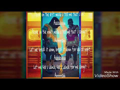 TooDope ft Maman Alright Lyrics