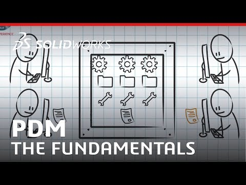 Fundamentals of SOLIDWORKS PDM