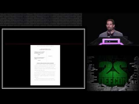DEF CON 22 - Ryan Noah Shapiro - Hacking the FBI - How & Why