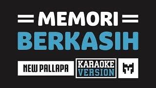 Single Terbaru -  Karaoke New Pallapa Memori Berkasih
