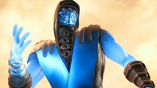 Mortal Kombat X: História do Blue Steel Sub-Zero - Playstation 4 gameplay