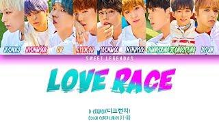 D-CRUNCH - Love Race