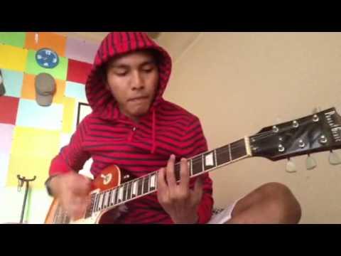 Dewa19- angin ( cover gitar)