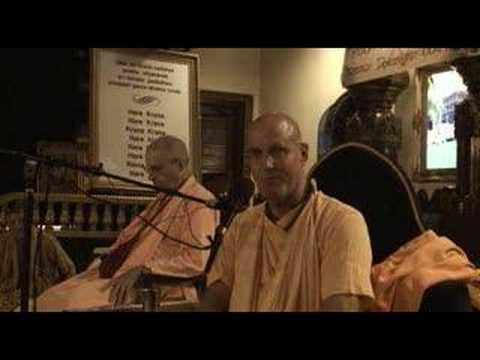 Indradyumna Maharaj - Lecture - Day before Gaura Purnima