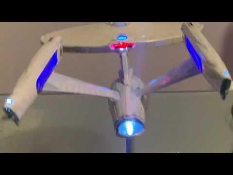 USS Enterprise Refit