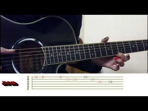 Kasauti Zindagi Kay Guitar Tutorial Step By Step With tabs | For Beginners |