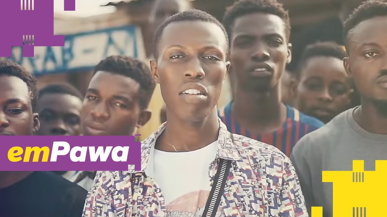 J.Derobie - Poverty (feat. Mr Eazi) [Official Video] #emPawa100 Artist
