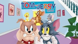 Tom and Jerry new show 2016 HD (Том и Джерри шоу)