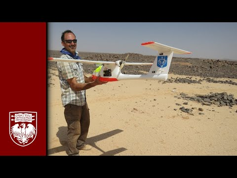 Archaeologists Use Drones to Survey Ancient Middle Eastern Sites