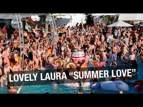 Lovely Laura Single Summer Love (Live) Ocean Beach Ibiza