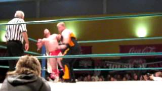 Shaun Koen VS Ananzi - AWA 4 July 2013