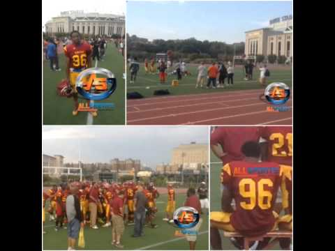 Juwan Devone #96 Cardinal Hayes High School NYC