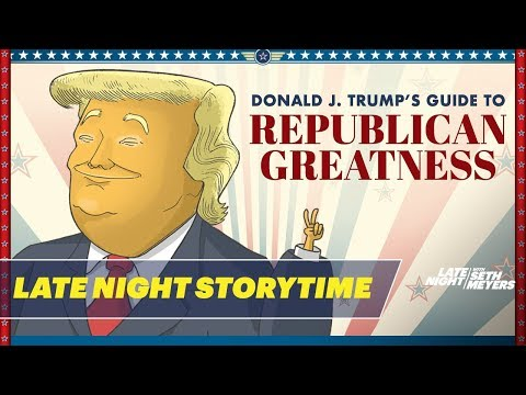 Donald J. Trump's Guide to Republican Greatness