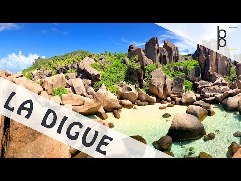 Seychelles | La Digue | Best beaches in the world