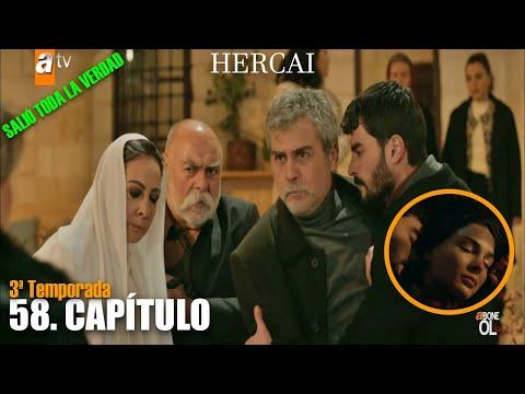 HERCAI Capítulo 58 En Español   Hercai Tercera Temporada   Reseña SERIE TURCA