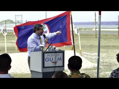 port authority of guam celebrate port week