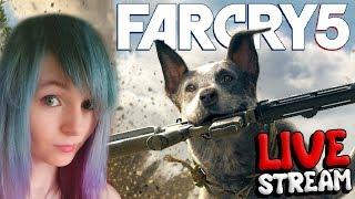 🔴 I AM BACK!! - Far Cry 5 💗 Live Stream