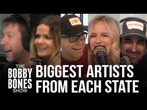 The Show Members Share The Biggest Star From Their Home States