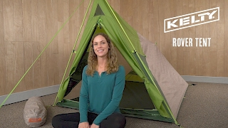 Kelty Rover Tent and Rover Tarp