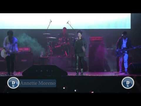 """Annette Moreno """"Tour Barco de Papel"""" - Desafio Online"""