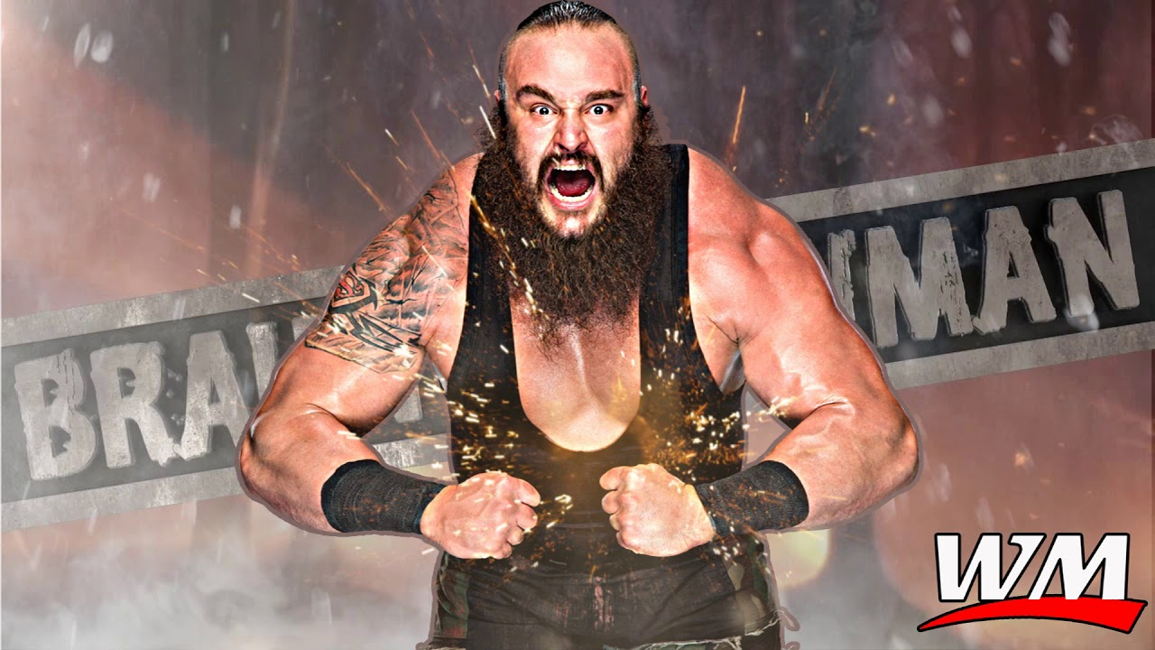 Wwe braun strowman i am stronger official theme song 2017 hd arena effect youtube - Braun strowman theme ...