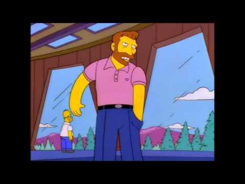 The Simpsons - Hammock District (Hank Scorpio)