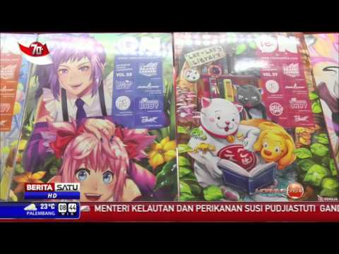 Komik Karya Anak Negeri featuring Caravan Studio & re:ON Comics (BeritaSatu Morning Show)