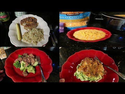 Low Carb Crockpot Dinners