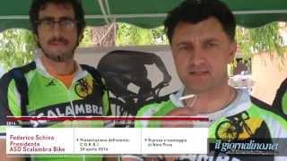 Piglio, presentazione della squadra «ASD Scalambra Bike»