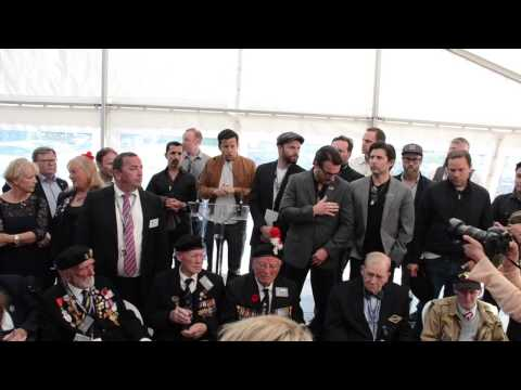 Band of Brothers Actors Reunion 2015