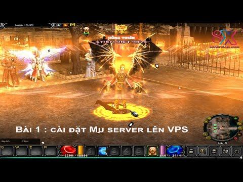 1. Hướng dẫn cài Mu Server lên VPS   Hướng dẫn Admin Mu Online I Mu8xTeam I