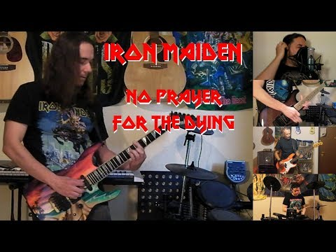 Iron Maiden - No Prayer For The Dying full cover collaboration